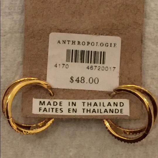 Anthropologie Anthropologie beautiful earring Image 4