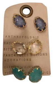 Anthropologie Anthropologie beautiful earring set