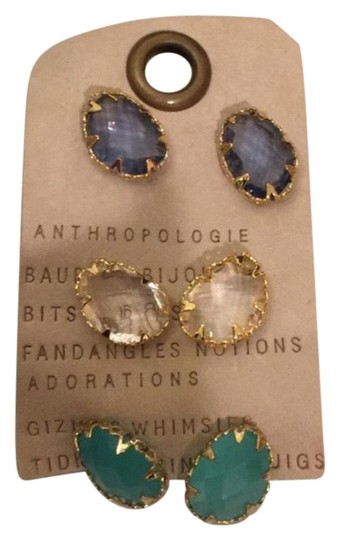 Preload https://img-static.tradesy.com/item/24753467/anthropologie-set-earrings-0-1-540-540.jpg