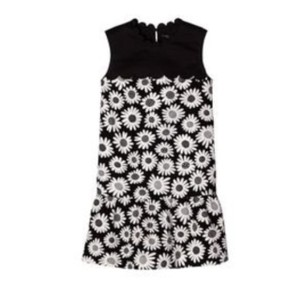 Victoria Beckham for Target short dress Black/White on Tradesy