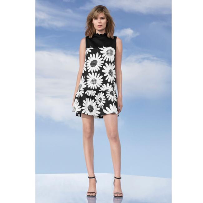 Victoria Beckham for Target short dress Black/White on Tradesy Image 1