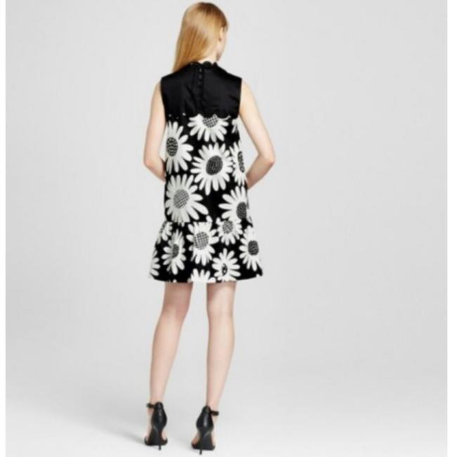 Victoria Beckham for Target short dress Black/White on Tradesy Image 3