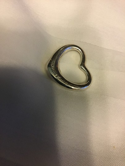Tiffany & Co. Tiffany & Co. by Paloma Picasso Sterling Silver Floating Heart Pendant Image 3