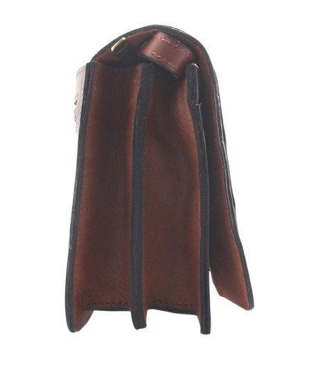 Patricia Nash Leather Dustbag Adult Cross Body Bag Image 3