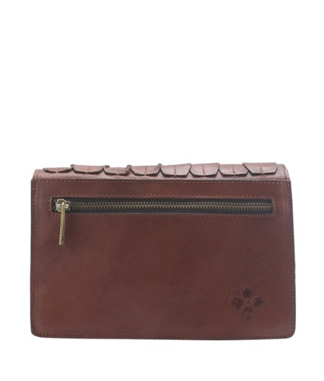 Patricia Nash Leather Dustbag Adult Cross Body Bag Image 4