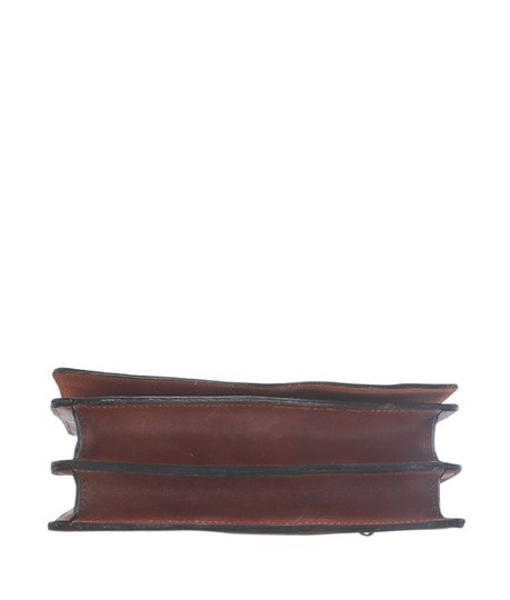 Patricia Nash Leather Dustbag Adult Cross Body Bag Image 5