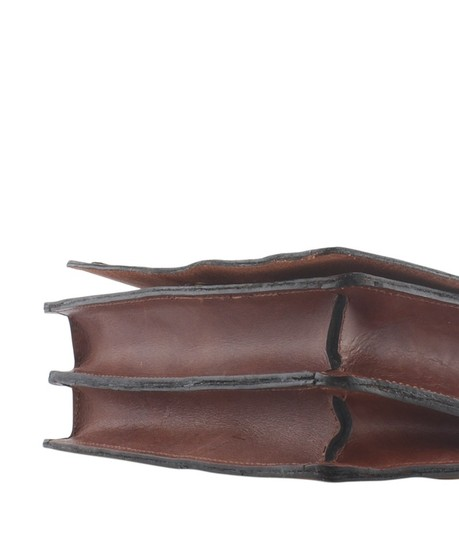 Patricia Nash Leather Dustbag Adult Cross Body Bag Image 7