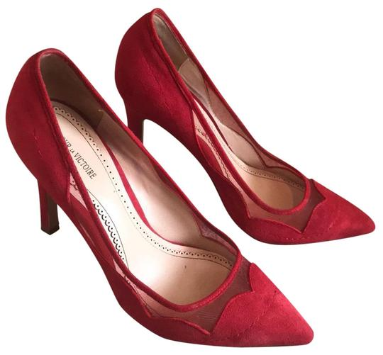 Preload https://img-static.tradesy.com/item/24753747/pour-la-victoire-red-suede-and-mesh-heels-pumps-size-us-75-regular-m-b-0-1-540-540.jpg