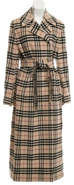 Preload https://img-static.tradesy.com/item/24753776/burberry-vintage-nova-check-plaid-london-wool-cashmere-belted-coat-size-12-l-0-2-650-650.jpg