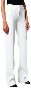 Diane von Furstenberg Boot Cut Pants White