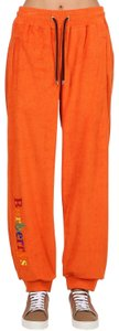 Burberry Casual Logo Athletic Pants Orange - item med img