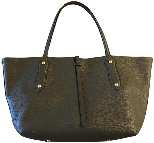 Preload https://img-static.tradesy.com/item/24754632/annabel-ingall-isabella-charcoal-leather-tote-0-1-540-540.jpg