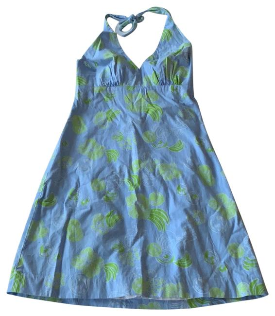 Preload https://img-static.tradesy.com/item/24754635/lilly-pulitzer-blue-periwinkle-and-green-summer-short-casual-dress-size-2-xs-0-1-650-650.jpg