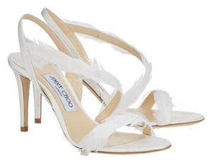 50b7cb40ef55 Women s White Jimmy Choo Shoes - Up to 90% off at Tradesy