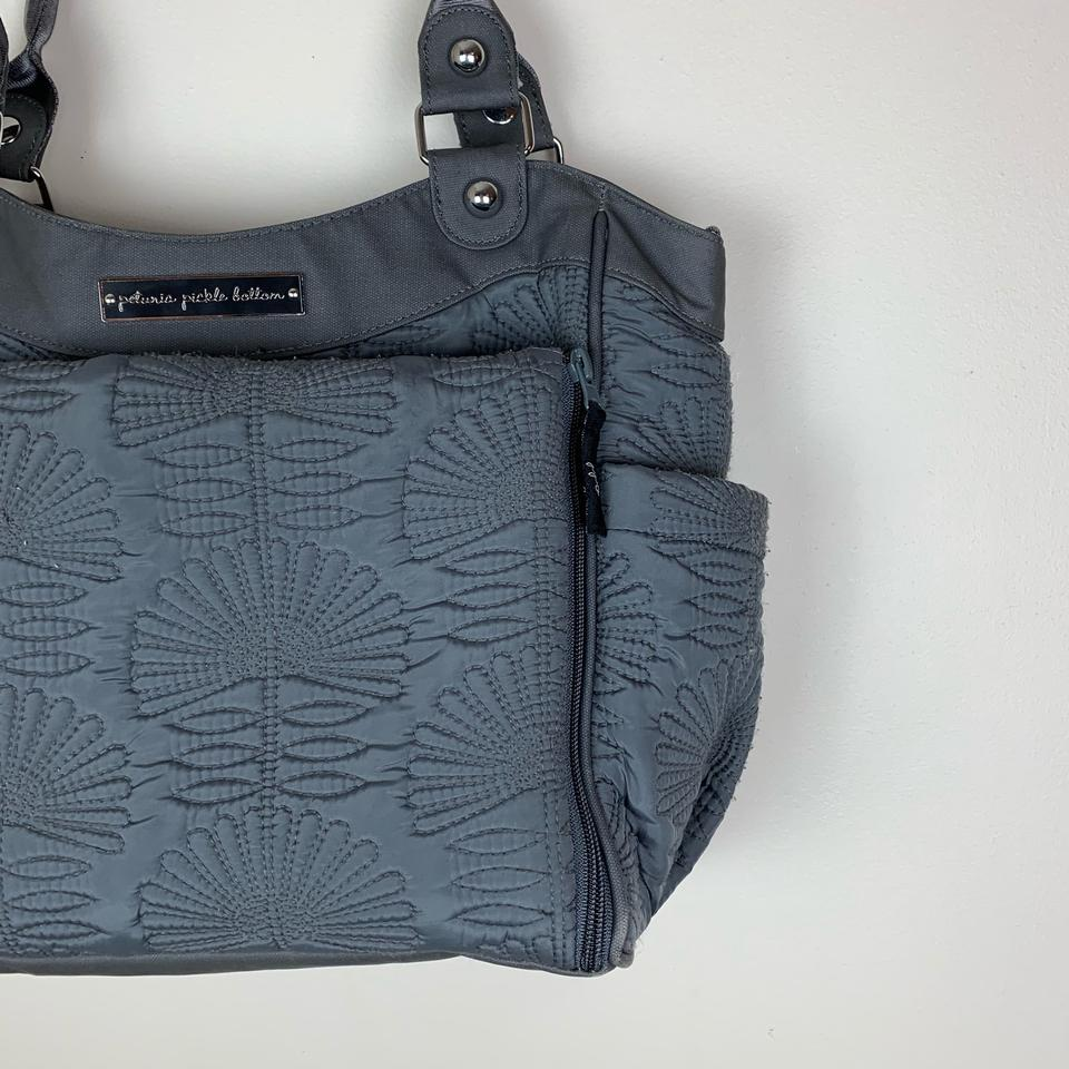 976898c3c32d Petunia Pickle Bottom Champ-elysees Stop City Carry All Gray Diaper Bag -  Tradesy
