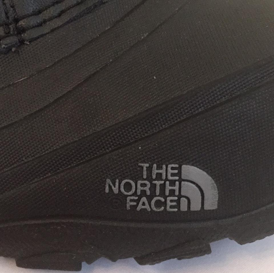 c852e9d8c The North Face Black/Grey Alpenglow Iv Kids Boots/Booties Size EU 35  (Approx. US 5) Regular (M, B) 44% off retail