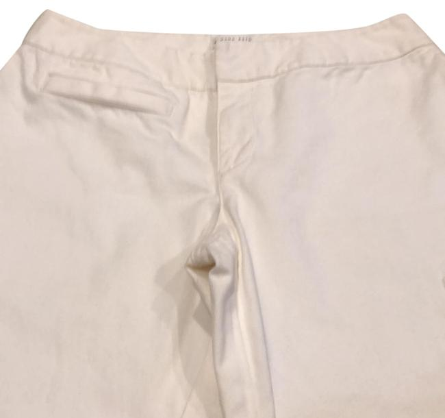 Item - White Light Wash Boot Cut Jeans Size 6 (S, 28)