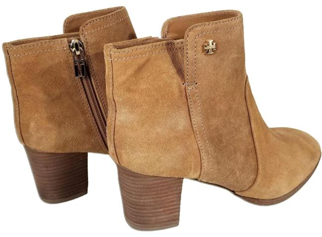 Tory Burch Camel Suede Boots/Booties Size US 9 Regular (M, B) Tory Burch Camel Suede Boots/Booties Size US 9 Regular (M, B) Image 1