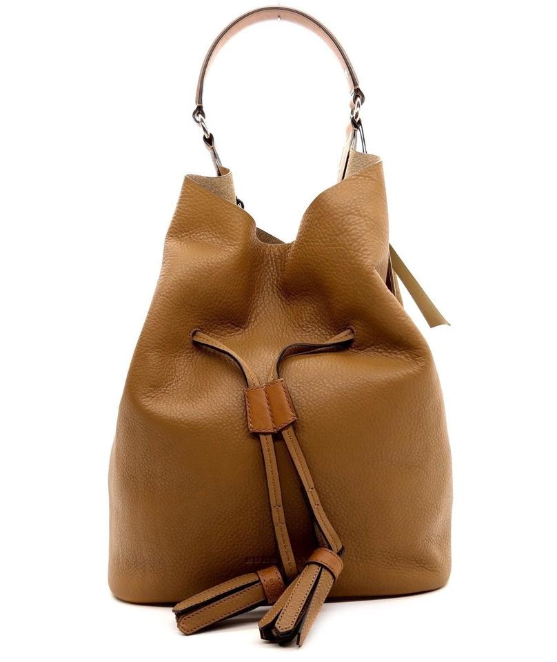 Burberry Ashby Brown Leather Hobo Bag - Tradesy 2a4c9728b9496