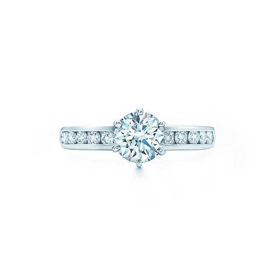 Preload https://img-static.tradesy.com/item/24755498/tiffany-and-co-platinum-engagement-with-diamond-band-with-certificate-ring-0-0-540-540.jpg