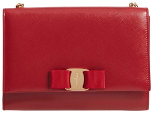 7ef292d0cda2 Salvatore Ferragamo Cross Body Bags - Up to 90% off at Tradesy