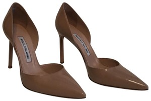manolo blahnik flats up to 70 off at tradesy rh tradesy com