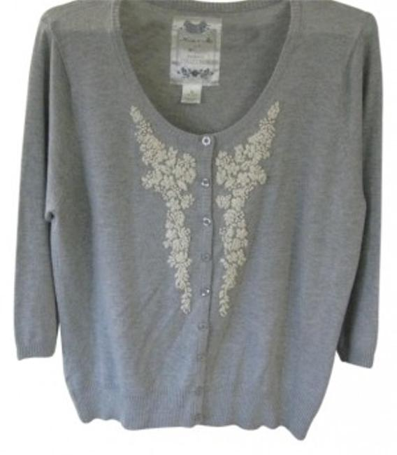 Preload https://img-static.tradesy.com/item/24756/nick-and-mo-gray-ebroidered-3-sleeve-cardigan-sweaterpullover-size-16-xl-plus-0x-0-0-650-650.jpg