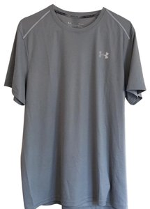 Under Armour Under armor men's active Top Size L fitted brand new with tag color in light grey