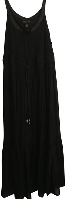 Robbie Bee Black Signature Long Casual Maxi Dress Size 14 (L) Robbie Bee Black Signature Long Casual Maxi Dress Size 14 (L) Image 1