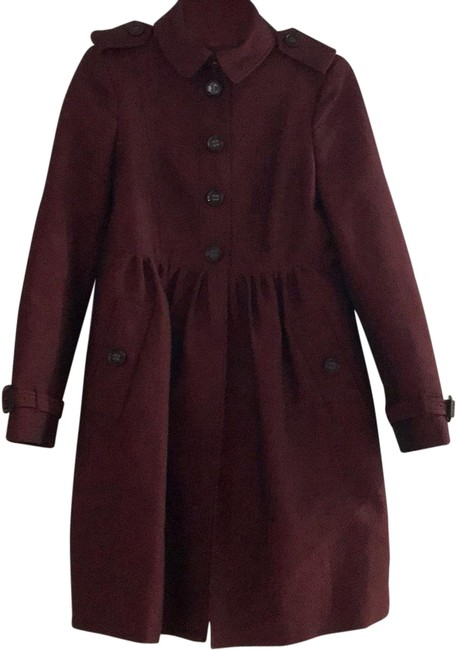 Preload https://img-static.tradesy.com/item/24757680/burberry-maroon-coat-size-4-s-0-1-650-650.jpg
