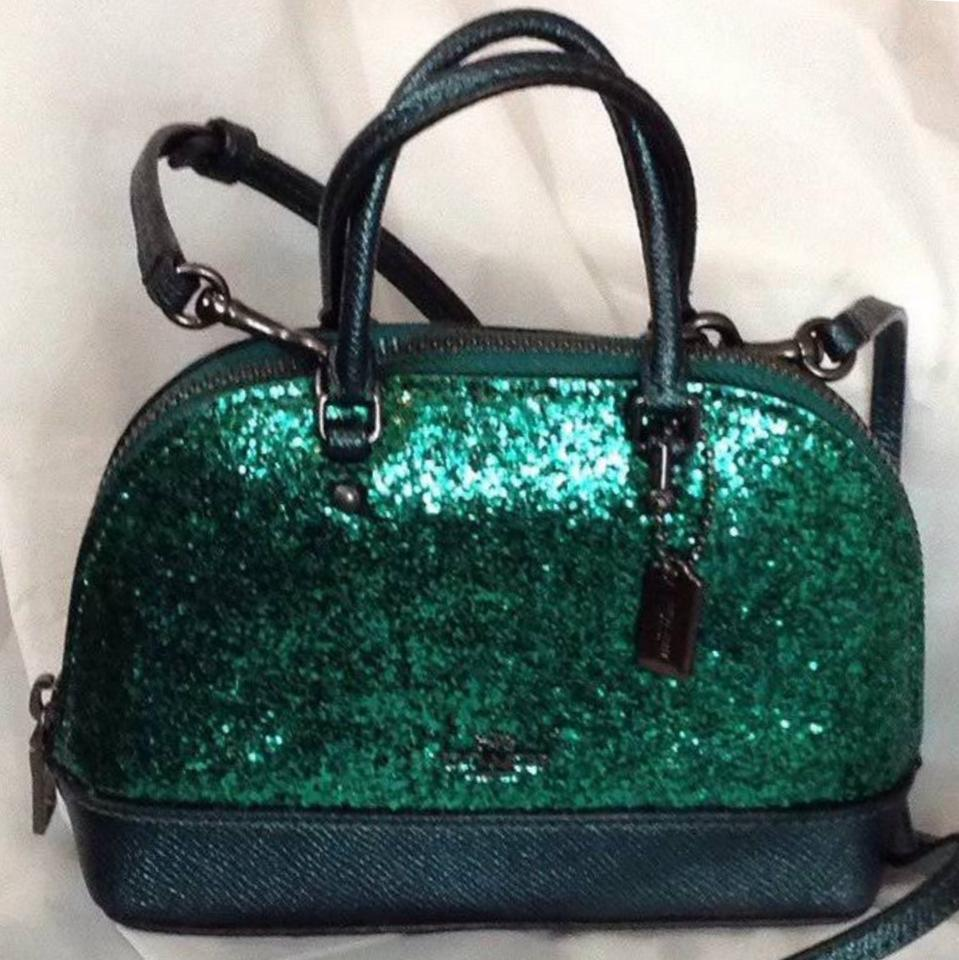 0d7d82d287aa Coach Sierra Special Edition Collector s X Wizard Of Oz Glitter ...
