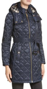 Burberry Quilted Baughton Trench Coat
