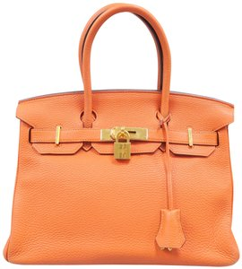 d030a47d41 Orange Hermès Bags - Up to 90% off at Tradesy