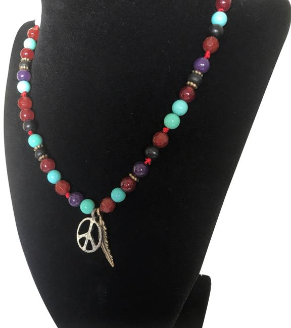 Item - Peace and Choker Necklace