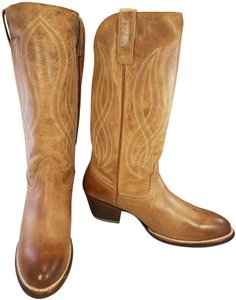 Ariat Woman Western Cowboy Woman Size 11b brown Boots