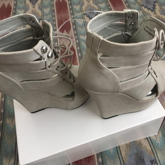 Dollhouse Gray Boots Image 2