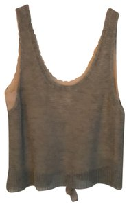 3.1 Phillip Lim Top gray and nude/pink
