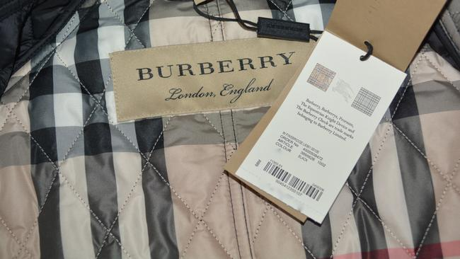 Burberry New Trench Coat Image 10