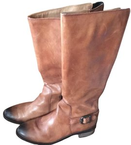 Vince Camuto Brown/Black Boots