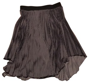 467e8596f0139 Covington Skirt black and white
