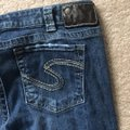 Silver Jeans Co. Straight Leg Jeans-Medium Wash Image 2