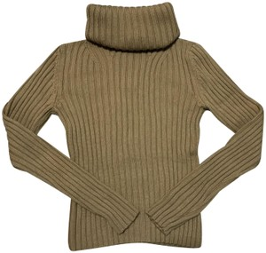 Women s Gold Sweaters   Pullovers - Up to 90% off at Tradesy de099b4f7