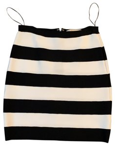 Michael Kors Skirt Black/white
