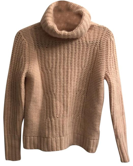Item - Cable Knit Blush Sweater
