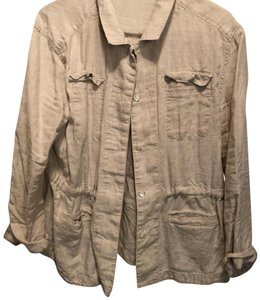 Lands' End Khaki Jacket