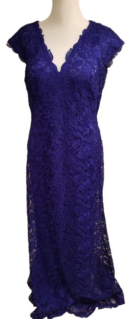 Item - Purple Long Formal Dress Size 16 (XL, Plus 0x)