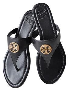 ccc2c4acaf9dbc Women s Black Tory Burch Shoes - Up to 90% off at Tradesy