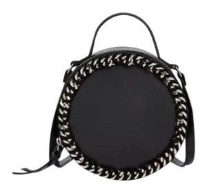 Express Round Chain Accent Cross Body Bag