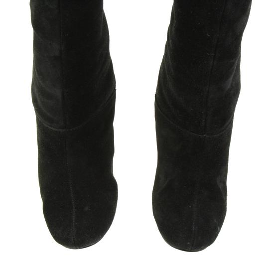 Restricted Black Boots Image 5