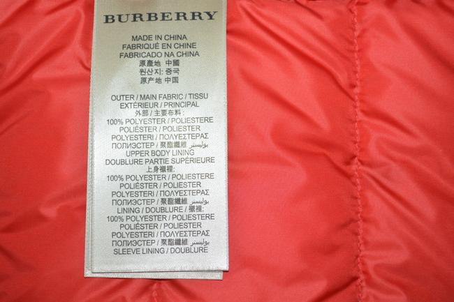 Burberry New Puffer Coat Image 10